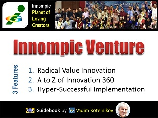INNOMPIC VENTURE download free guidebook by Vadim Kotelnikov