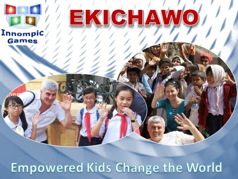 EKICHAWO - Empowered Kids Change the World