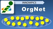 Innompic Games OrgNet Organizational Network