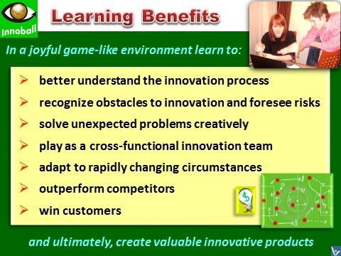 Innoball learning benefits Innovation Brainball educational game