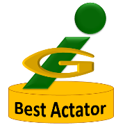 Best Actator trophy, Innompic Games