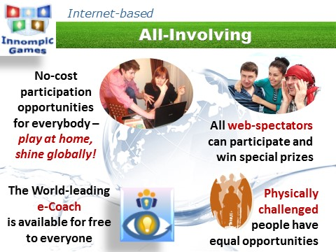 Innompics - Innompic Web Games - Global and Empowering