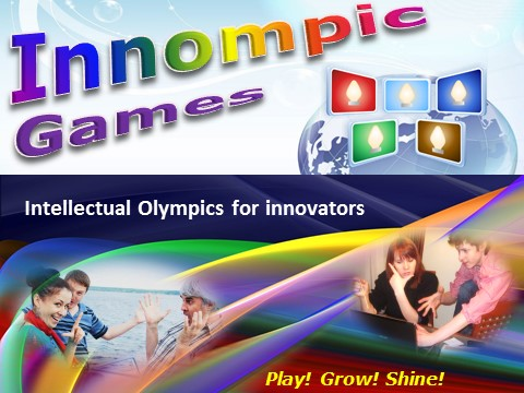 Innompic Games - intellectual Olympics for Innpvators