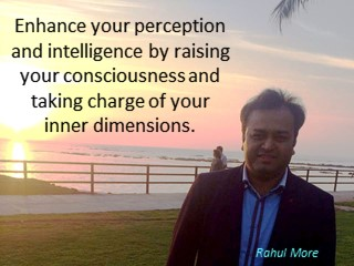 Rahil More Innompic message to the World, consciousness