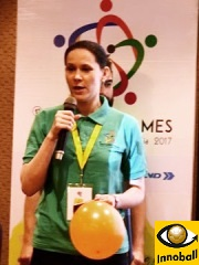 Ksenia Kotelnikova, Russia, Miss Innovation World, Best Actress, Best Ideator award winner, Innompic Games