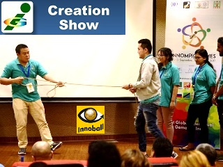 KoRe 10 Innovative Thinking Tools Rope 1st Innompic Games International Team