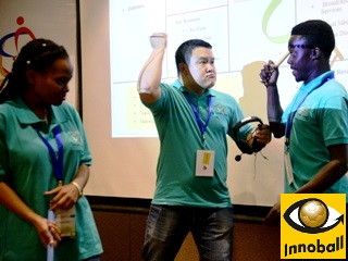 Innompic Games fun, KoRe 10 Innovative Thinking Tools, International Team 1st Innompics India