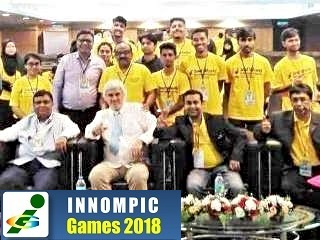 Innompic Games 2018 Malaysia Participants