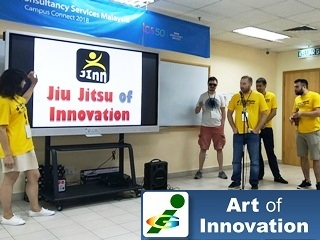 JINN Jiu Jitsu of Innovation