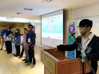 Mohammad Fiqri, Malaysia, Mister Innovation World, All-Stars Team Innompic Games 2018, UniKL, best innovator award winner