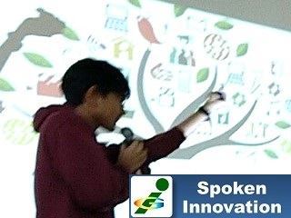 Spoken Innovation contest Artful Storytelling Innompic Games Malaysia