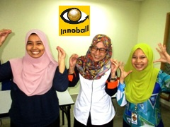 Innompic Training, fun, Malaysia, creative marketing, funny ads