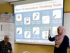 Great Innovation Tools: KoRe 10 Innovative Thinking, Innompic Toolkit