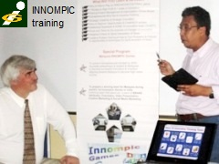 Innompic Trainiers, best innovation trainings in Malaysia, Othman Ismail, Vadim Kotelnikov