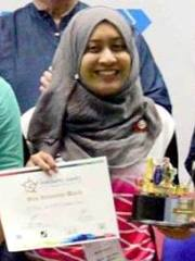 Miss Innovation World 1st Innompic Games 2017  Farah Izatti Binti Ahmed Osman Malaysia