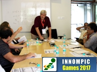 1st Innompic Games, Judges, Jury members,Vadim Kotelnikov meeting, discussion