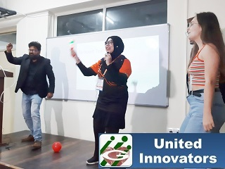 Unitmed Innovators Team Leader contest World Innompic Games 2019 India Malaysia Russia Nepal