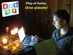 Innompic Internet Games - play at home, shine globally