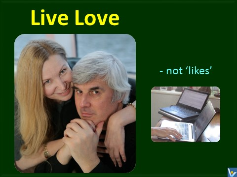 Love Message to the World: Live Love, not Likes, Vadim Kotelnikov, Innompic Games